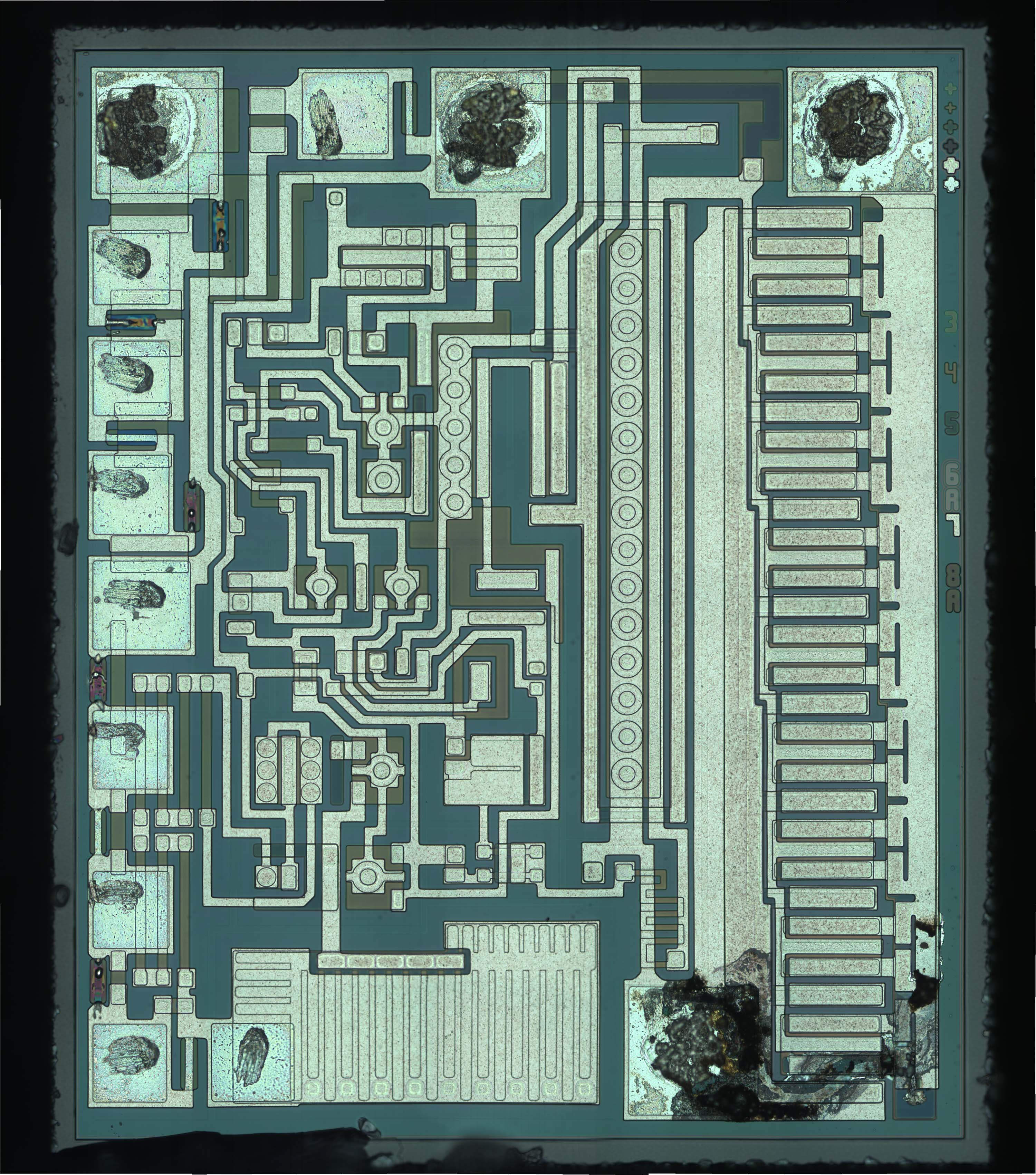 Esd And Me Bunnies Blog Integrated Circuit Ic Electronic Component China