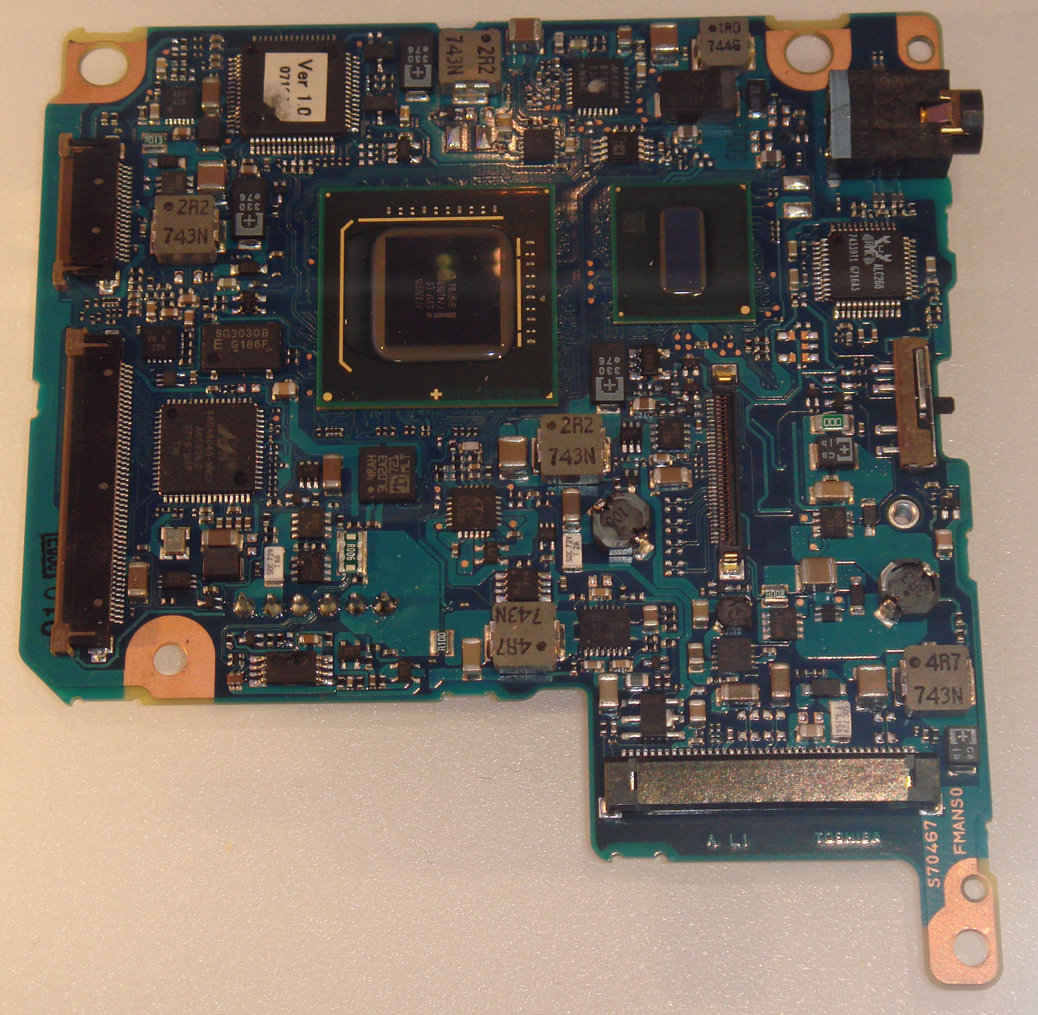 Hacking Bunnies Blog Electronic Mosquito Repellent Circuit Technology Click On The Image For A Larger Version Of Motherboard