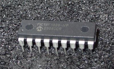Microchip PIC18F